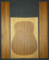 Acoustic, Guitar, Tonewood, Quartered HONEY Roasted Sycamore ADSYR718