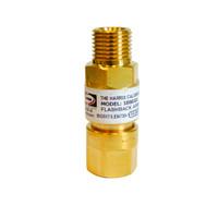 Regulator Flashback Arrestor - Oxygen (Small)