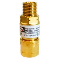 Regulator Flashback Arrestor - Fuel Gas (Small)
