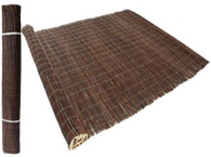 "Natural Willow Roll Screening/ Fence 117""x60""H *Instant fence *Can be cut to size"