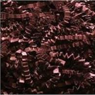40Lb. Spring Fill Crinkle Cut paper - Burgundy color