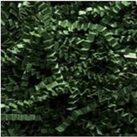 10 lb Crinkle Cut - Forest Green