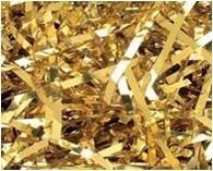 5 lb Precious Metals Shred - Gold