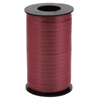 Curling Ribbon - 500 yards - Burgundy