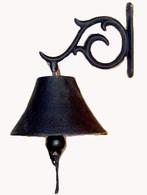 """Cast Iron Elegant door bell 9""""x6.5""""x5"""" (min.4)"""