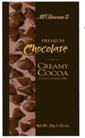 McStevens  premium chocolate creamy cocoa 35 gr., 20/cs