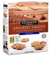 Gluten Free Sesmark Ancient Grains  Sea Sat 100 gr., 6/cs