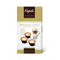 Cupido Dessert Cups - Latte Macchiato 125 gr. 12/cs