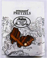 East Shore Seasoned Pretzels 57 gr., 36/cs