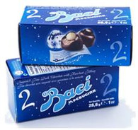 Perugina Baci 2 pc. 28 gr. 32/cs