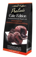 Maitre Truffout dark chocolate balls with chocolate filling 148 gr., 6/cs