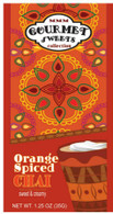 McSteven's naturally flavoured gourmet orange spiced chai 35 gr., 20/cs
