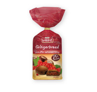 Lambertz Gingerbread with Red Currant filling 200 gr.,18/cs