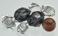 Dark Chocolate Esta Truffles 1Kg. (2.2 lb.) bag about 95 pcs per Kg. wholesale gourmet bulk chocolate