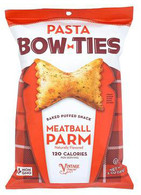 Vintage Italia Bow Ties - Meat Ball Parm 141 gr., 12/cs  Kosher