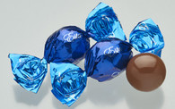 Milk Esta Truffles 1Kg. (2.2 lb.) bag about 95 pcs per Kg. Wholesale Bulk Chocolates