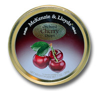 McKenzie & Lloyds Cherry drops 200 gr., 12/cs