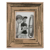 5x7 natural string photo frame