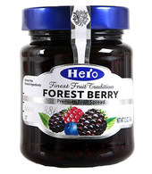 Hero Forest Berry fruit spread 250 gr., 8/cs