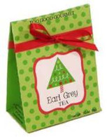 Too Good Gourmet 6 Tea Bags - Earl Grey Tea Christmas Tree design 24/cs