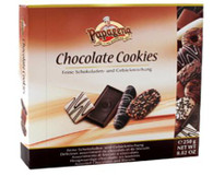 Papagena assorted chocolates & biscuits 250 gr. 12/cs