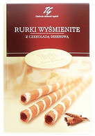 Tago Rurki wafer rolls 150 gr., 10/cs