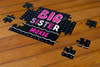 Personalized Party Time Big Sister Puzzle New