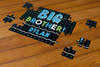 Personalized Party Time Big Brother Puzzle New
