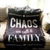 Personalized We Call It Family Throw Blanket New