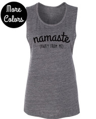 New: Women's Muscle Tanks
