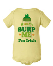 Burp Me I'm Irish T-Shirt
