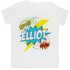Personalized Kapow! T-Shirt