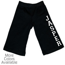 Personalized Sporty Pants