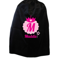 Personalized Her Royal Highness Cape