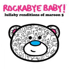Rockabye Baby Maroon 5 Lullaby CD New