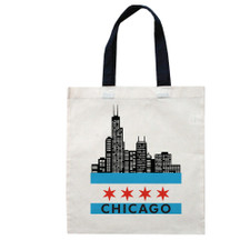 Chicago Forever Tote Bag
