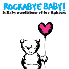 Rockabye Baby Foo Fighters Lullaby CD