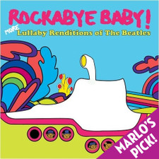 Rockabye Baby More Beatles Lullaby CD