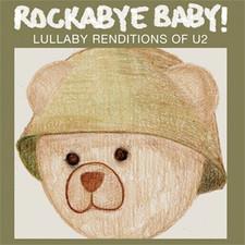 Rockabye Baby U2 Lullaby CD