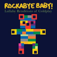 Rockabye Baby Coldplay Lullaby CD