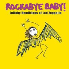 Rockabye Baby Led Zeppelin Lullaby CD