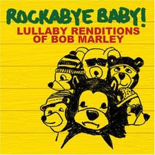 Rockabye Baby Bob Marley Lullaby CD