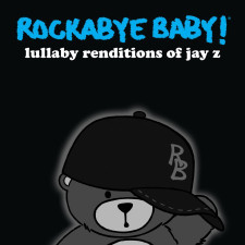 Rockabye Baby Jay-Z Lullaby CD