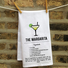 In Fine Spirits Kitchen Towel: Margarita New