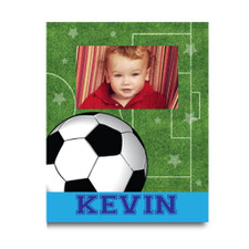 Personalized Soccer Picture Frame