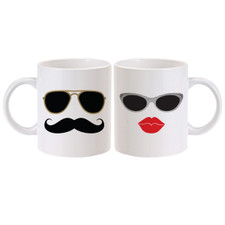 Mr. & Miss Mug Duo
