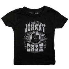 Hello I'm Johnny Cash Kids Tee