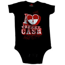Johnny Cash Love One-Piece