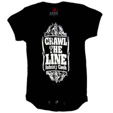 Johnny Cash Crawl The Line One-Piece