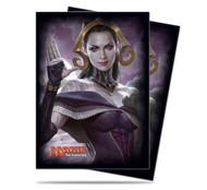 Ultra PRO: Magic the Gathering: Eldritch Moon Standard Deck Protectors  - Liliana (80)